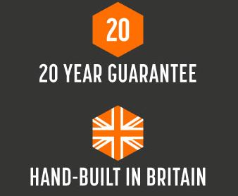 Tiger 20-year guarantee