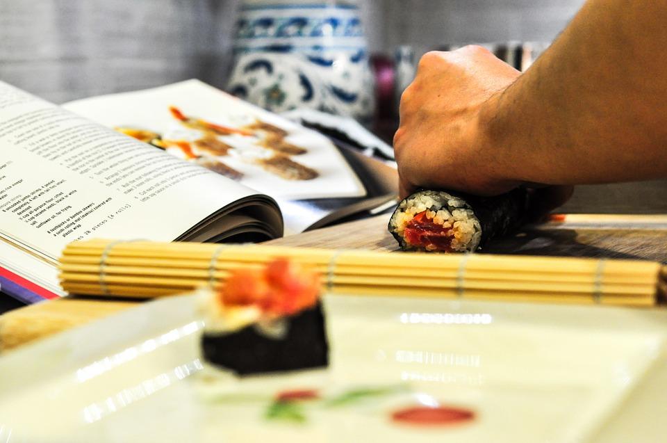 5. Make Sushi