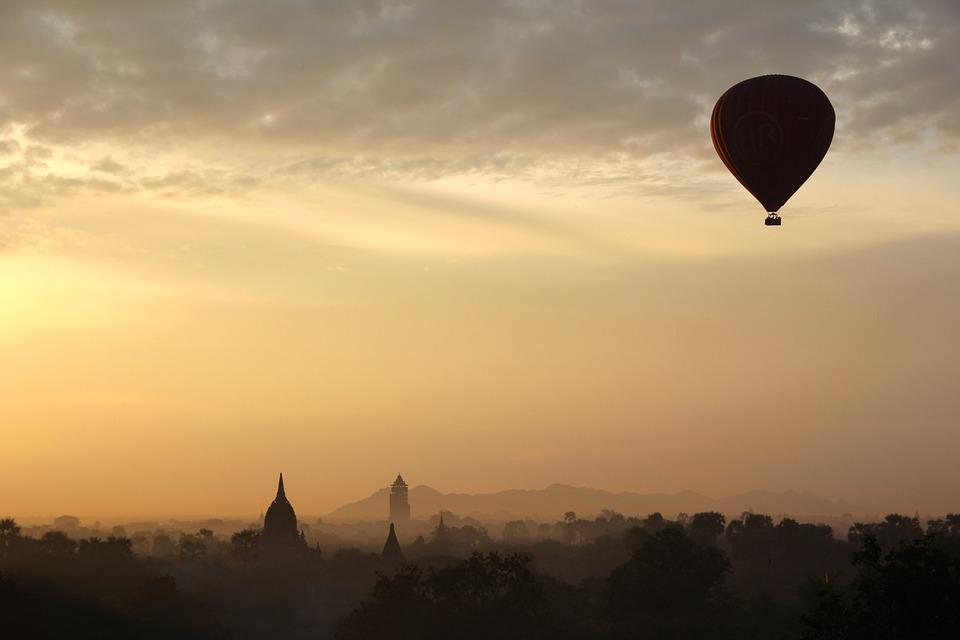 8. Hot Air Balloon