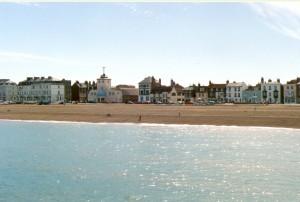 Deal Kent beach