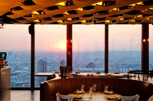Duck and Waffle Beautiful View