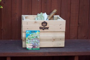 Tiger Sheds Urban Gardening Kit