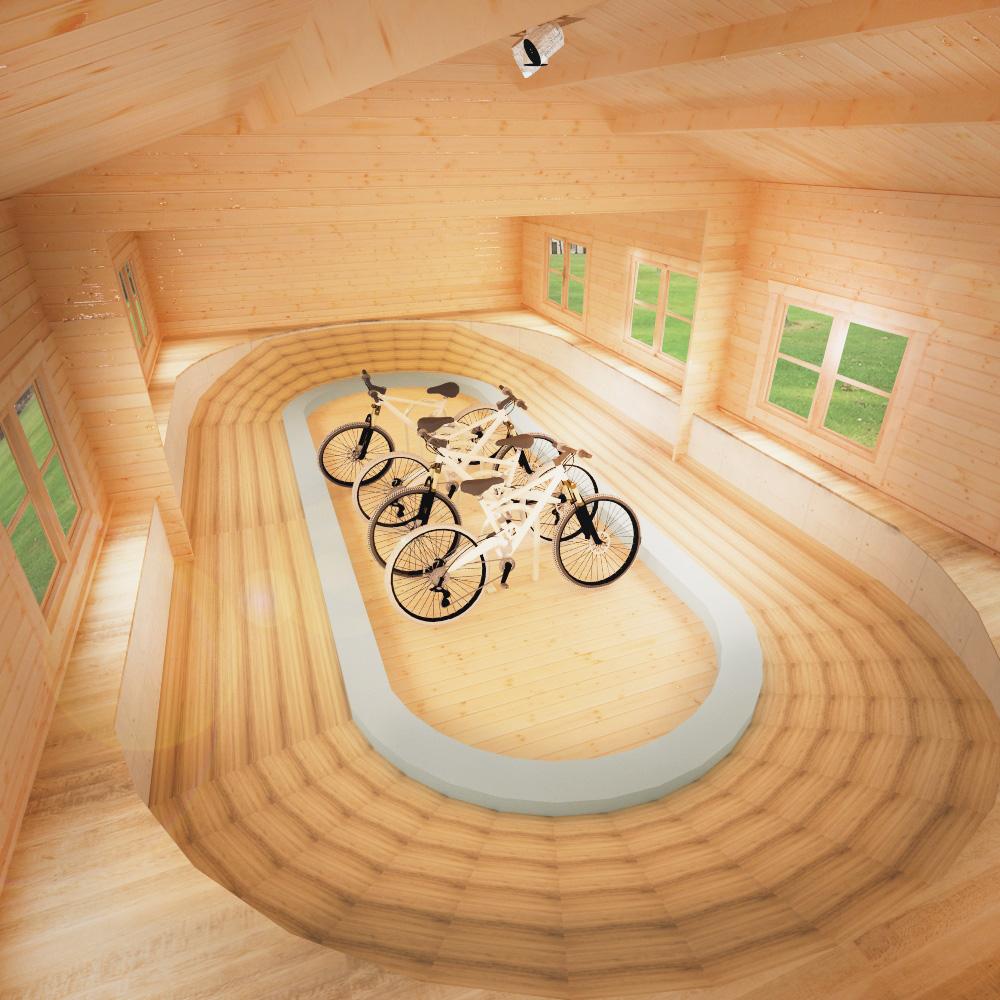 Cycling Cabin