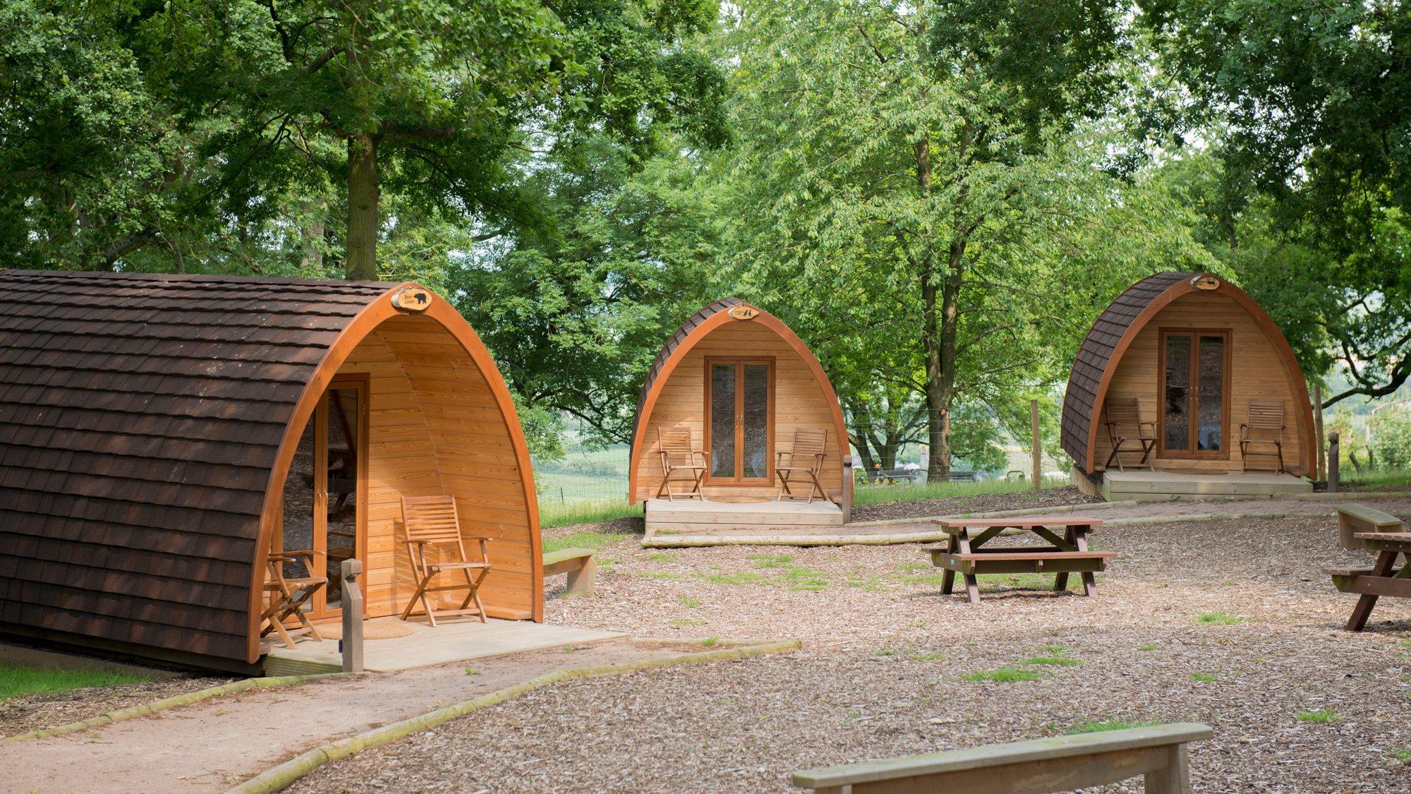 Lodges-daytime