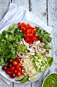 Mexican-Chicken-Salad-with-Cilantro-Jalapeno-Pesto