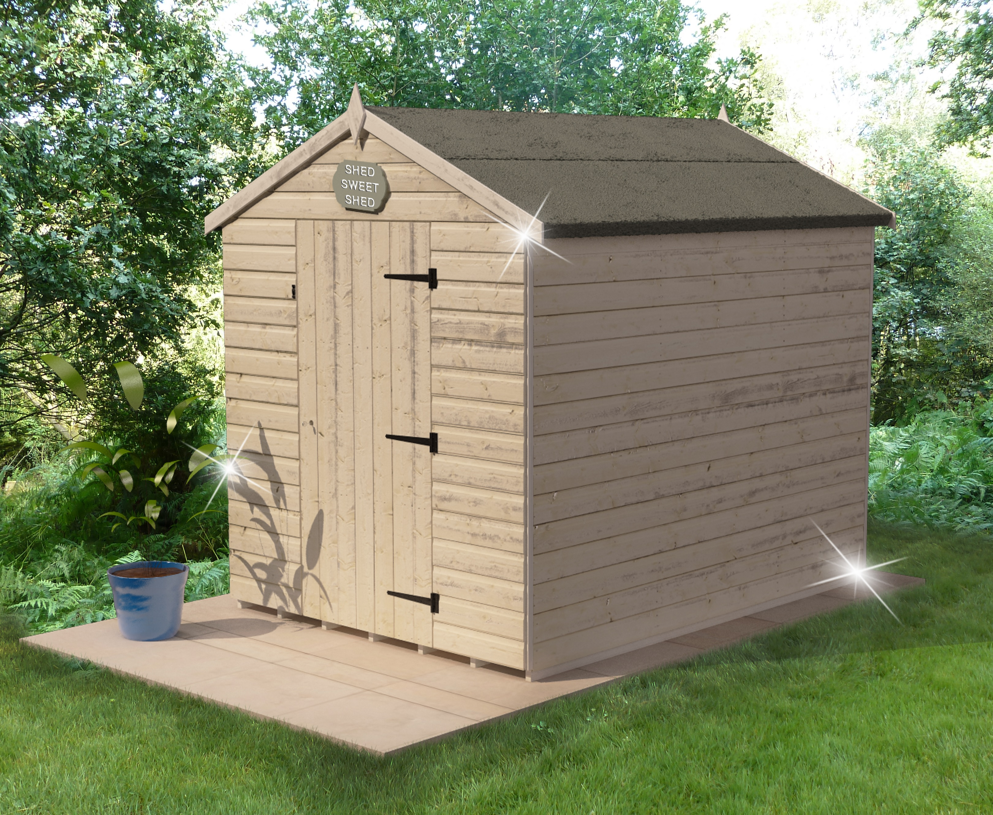 New Year New Shed