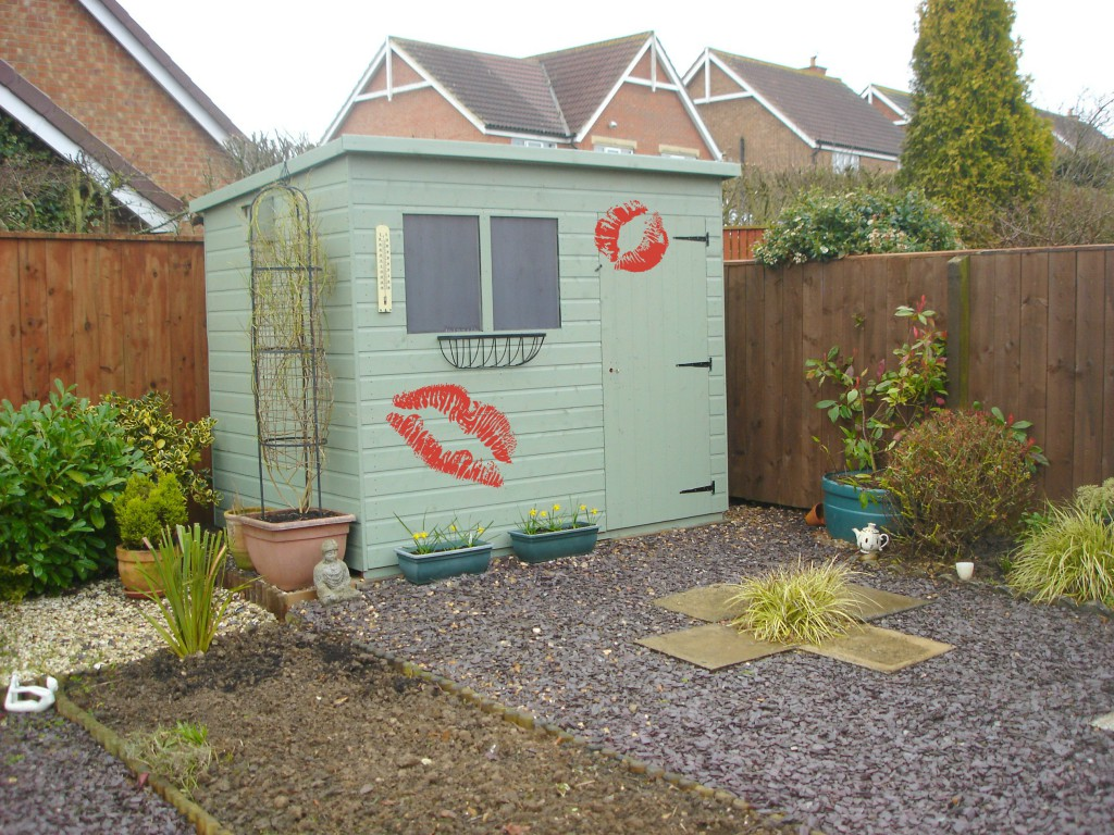Potenial 'treat your shed right'