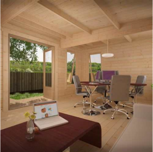 Advantages of a Garden Office