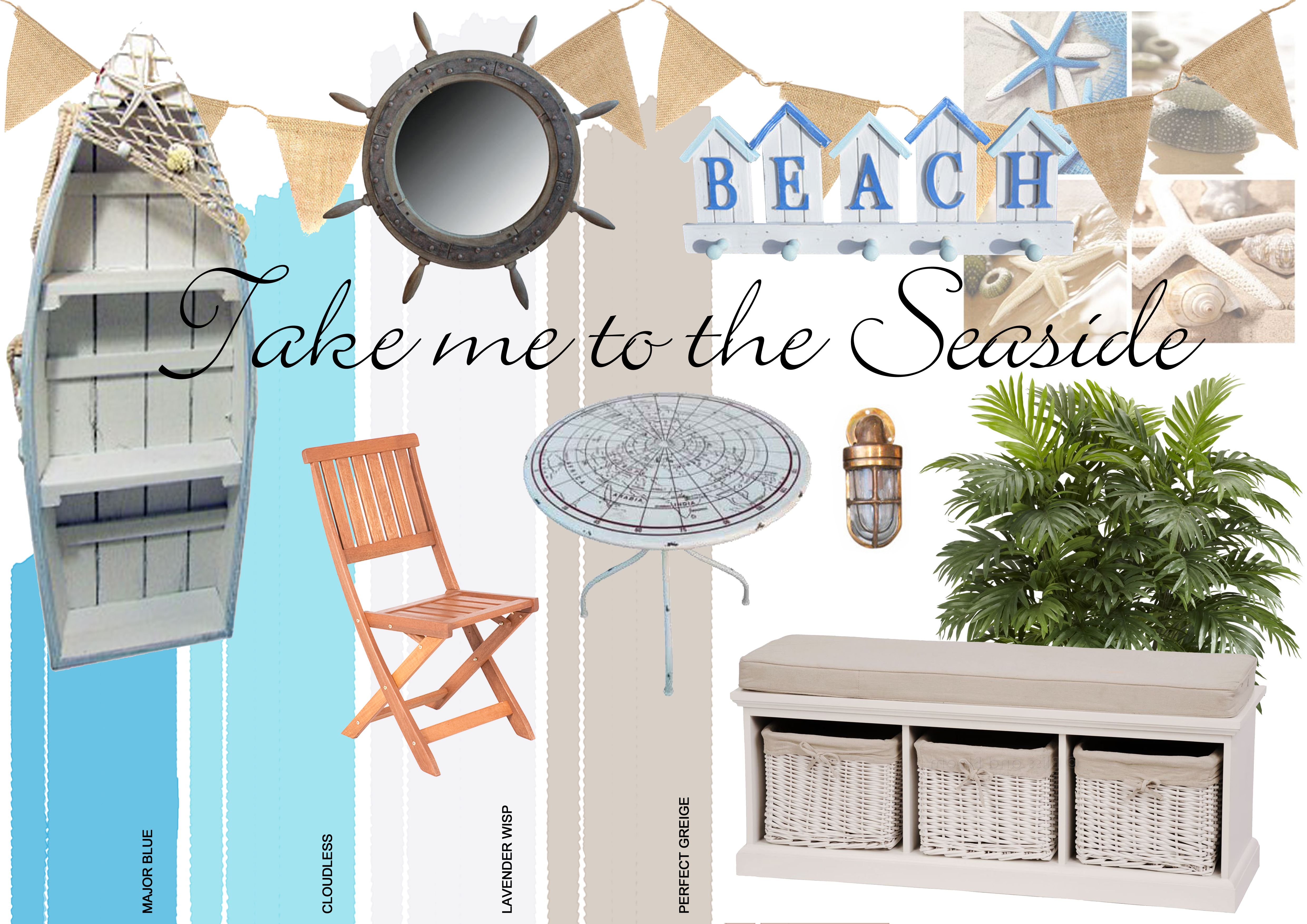 Inspired Interiors 2: Beach Hut