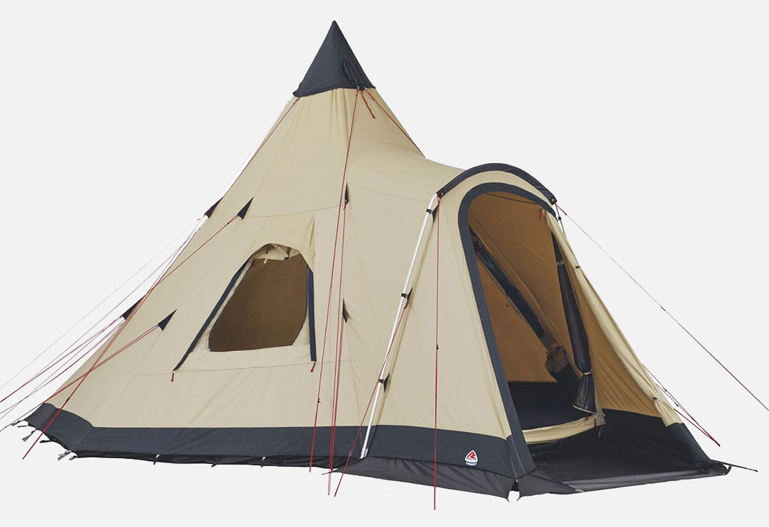 Tipi Tent BB & 10 cool and unique camping tents - The Hip Horticulturist