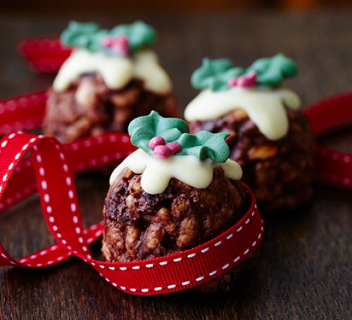 Christmas Cakes Mary Berry Good Food