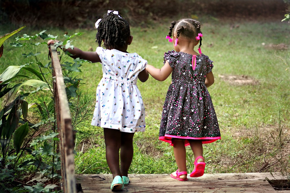 Children engage more learning outdoors