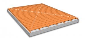 The floor panel