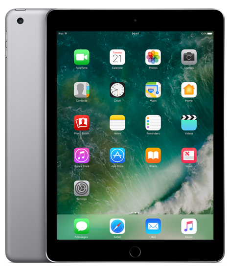 iPad 32GB Space Grey Wi-Fi
