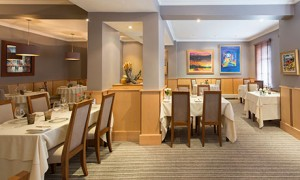 le champignon sauvage restaurant, cheltenham