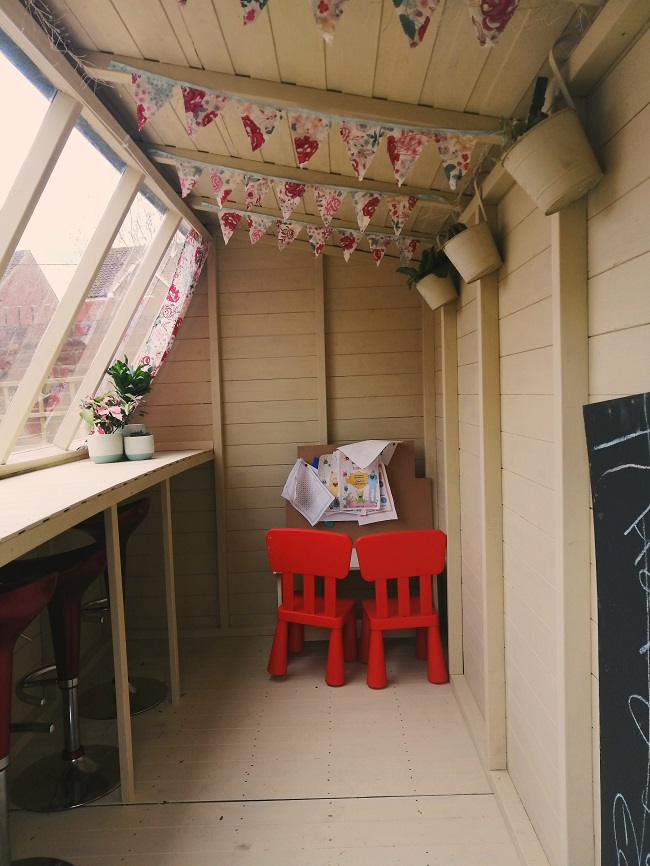 The Potting Shed is more than just a greenhouse